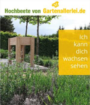 Anzeige Gartenallerlei