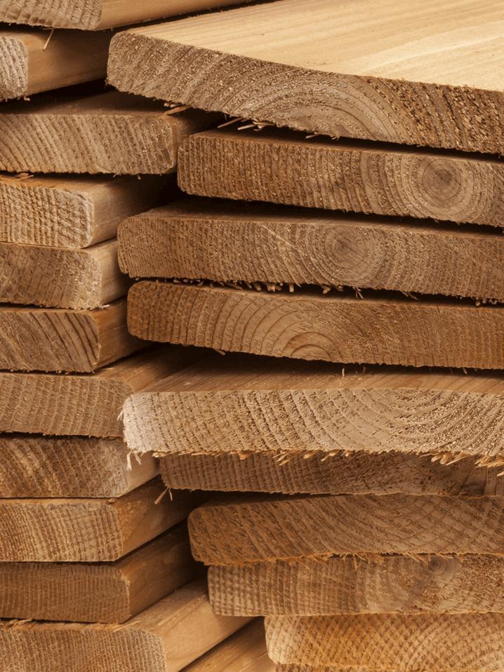 Holz - Beliebtes Material für Hochbeete